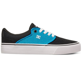 Tenis Mujer Mikey Taylor Vulc Dc Shoes Azul
