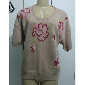 Camisa De Lã Tam.gg
