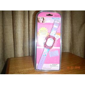 Reloj Barbie Interactivo