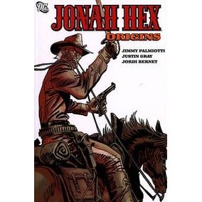 Dc Jonah Hex - Origens - Volume 1