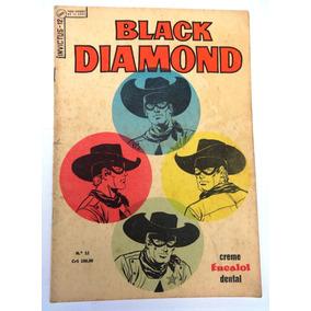 Invictus Nº 12: Black Diamond - Tombstone - Crockett - 1964