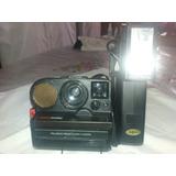 Camara Polaroid Con Flash Coleccionistas