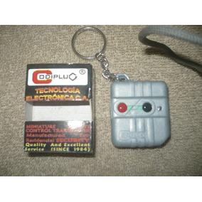 Control Remoto Novus Codiplug