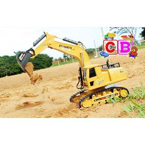 Trator Retro Escavadeira R/c 8 Ch Menor Preço Ml 6811l