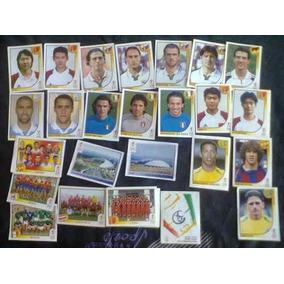 Figurinhas Copa De 2002 - Reaproveitadas
