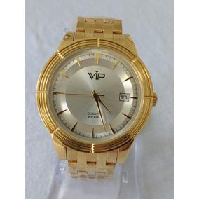 20a1d86c8b2 Relogio Vip Nautilus De Ouro Outras Marcas - Relógios De Pulso no ...