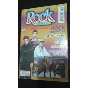 Revista Rock Extra 16 Musicas Cifradas Rock Nacional Rock