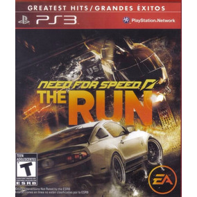 Jogo Need For Speed The Run Midia Fisica Lacrado Nota Fiscal