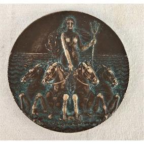 Antiga Medalha Navio Atlantique 1931