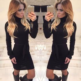 Accesorios para vestido negro cuello alto
