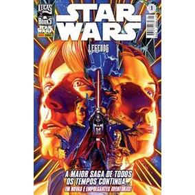 Star Wars Legends Nº 1 - Panini (novo)