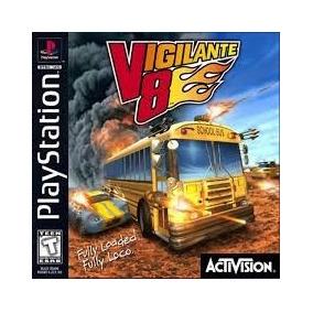 vigilante 8 ps2