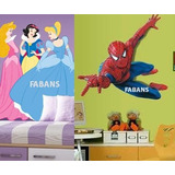 Vinilos Decorativo Infantiles Disney Vinil Calcomania Niño