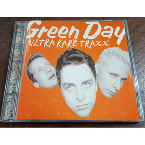 Green Day - Ultra Rare Traxx Cd Bad Religion Offspring Nofx