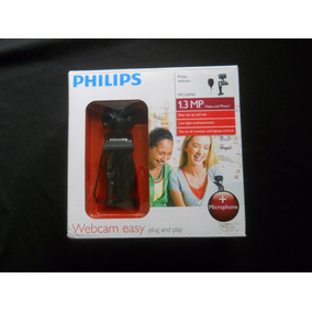 Webcam - Philips - Com Microfone - Spc230nc