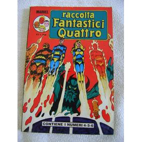 Quarteto Fantástico(fantastici Quattro) Nº2 Ano 88 Italiano