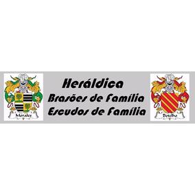 Banco De Dados Brasões E Histórico De Famílias De Todo Mundo