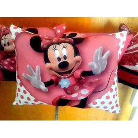 Almofadas Personalizadas Da Minnie 15x20 Kit 25 Peças