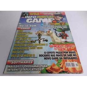 Revista Info Games - Raridade