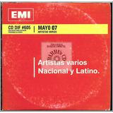 Cd Dif 605 Promo Emi: Lourdes, Cuarteto Nos, Jorge Rojas