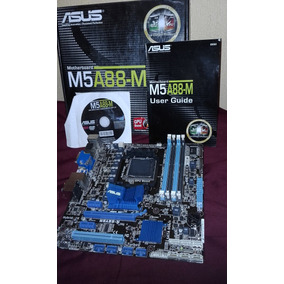 Mother Asus M5a88-m Sin Funcionar Para Repuestos