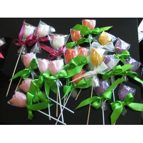 047925882ca Paletas De Chocolate En Forma De Tulipán en Mercado Libre México