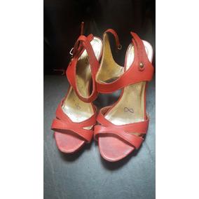 Sandalia Colcci Vermelha