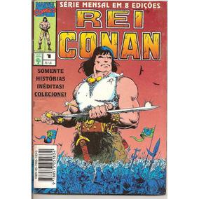 Rei Conan Ed Abril (entre Para Detalhes) Formatinho