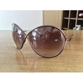 Oculos Tom Ford Liliana Tf131 - Óculos no Mercado Livre Brasil 50ff517ac21