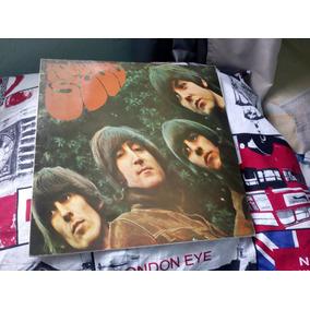 Lp Rubber Soul - Edição Inglesa De Época - The Beatles