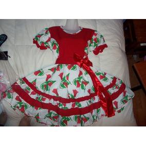 Vestidos De Huasa China Copihue