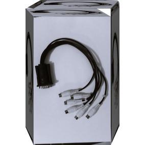 Conector Entrada De Audio Rca De 6 Ch Para Cctv