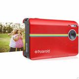 Camara Instantanea Polaroid Z2300 10 Mp Roja