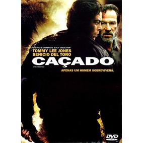 Dvd Caçado - Tommy Lee Jones Benicio Del Toro - Original