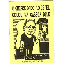Cordel - O Chifre Dado Ao Isael Colou Na Cabeça Dele - Jose