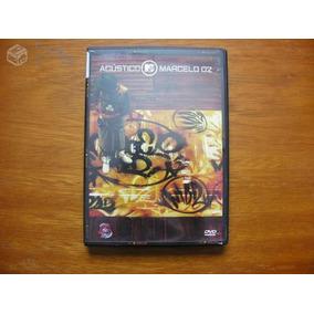 Dvd Marcelo D2 Acústico Ao Vivo - Frete R$ 13,00