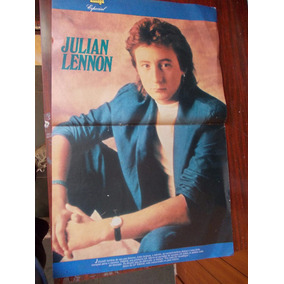 Julian Lennon - Poster Amiga