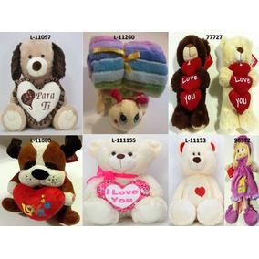 Muñecos Remate Peluches!!...ositos, Chango, Perros Y Más