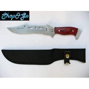 Cuchillo D Acero Mod M8026 Full Tang Precio Mas Envio