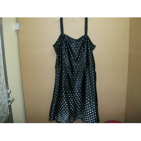 Vestido D Fiesta Para Damas Gorditas Talla Extra 24w Forrado