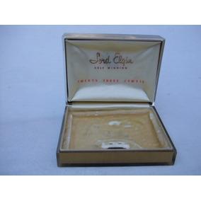 Estuche Caja Para Relojes Lord Elgin Vintage
