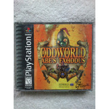 Oddworld Abes Exoddus--ps1