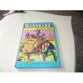 Ebal - Mandrake, Capadura Cor Hist. Anos 30/ótimo/frete 7,00