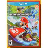Mario Kart 8 Nintendo Wii U Play Magic