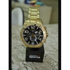 e5854bf64a2 Ouro 8 Quilates - Relógios no Mercado Livre Brasil