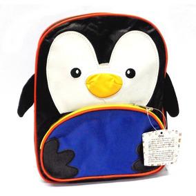 Mochila Animais Animals Infantil Skip Zoo Pinguim
