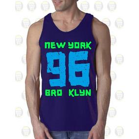 Precio. Publicidad. Camisilla Hombre Esqueleto 100% Algodon Diseño   New  York 96 962639189c229