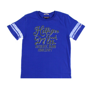 Playera Tommy Hilfiger Casual Kids Original Cr164 - A247