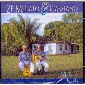 Cd Zé Mulato E Cassiano - Meu Céu - Original E Lacrado