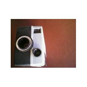 Cámara Filmadora Antigua Kodak Instamatic M4 C/estuche Orig